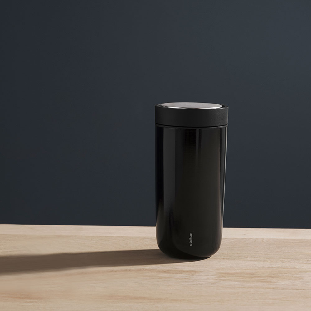 stelton to go click black lifestyle 1000