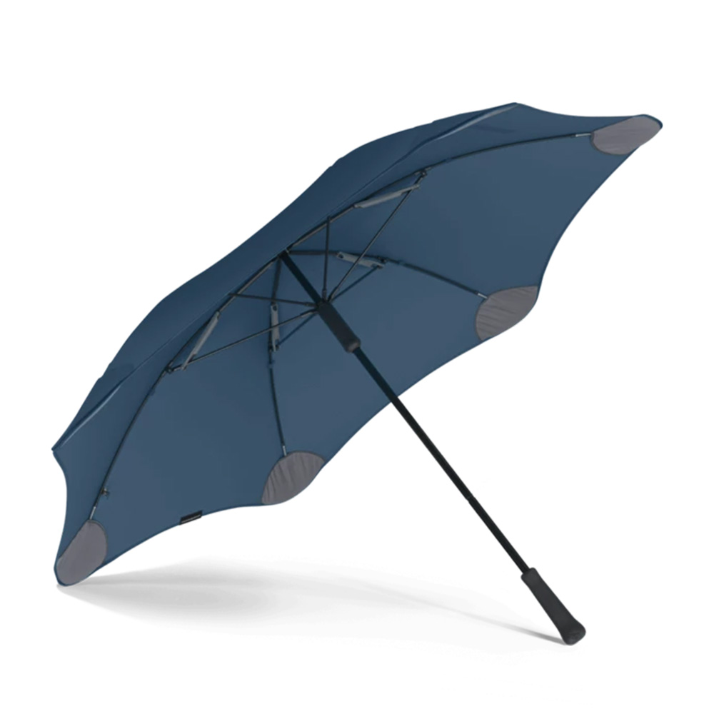 blunt umbrella navy blue classic 2 1000