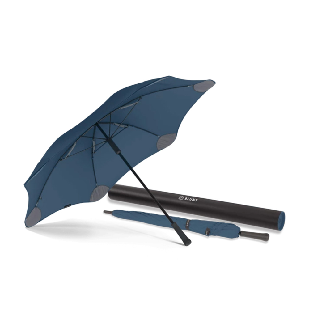blunt umbrella navy blue classic 1 1000