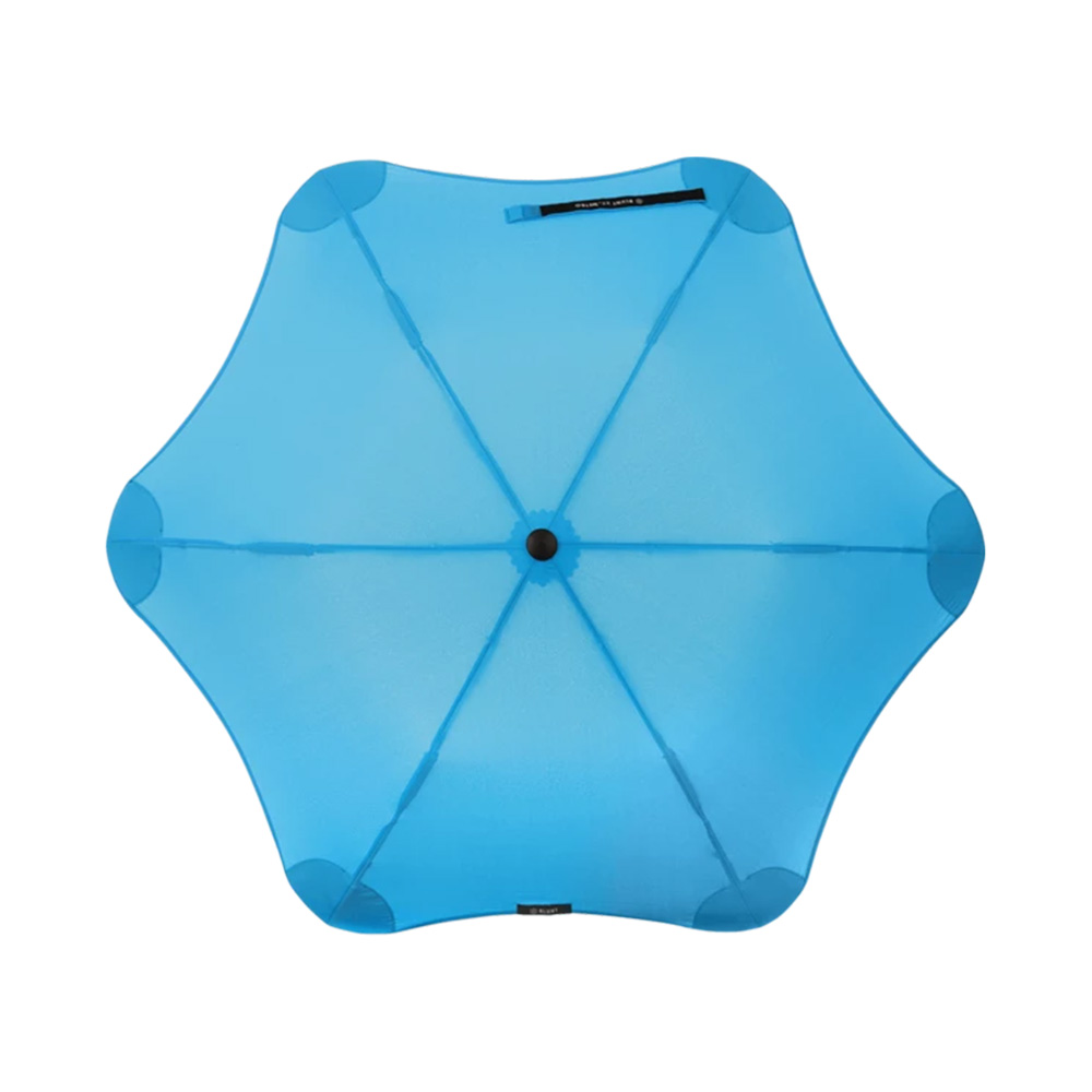 blunt umbrella aqua blue metro main 1000