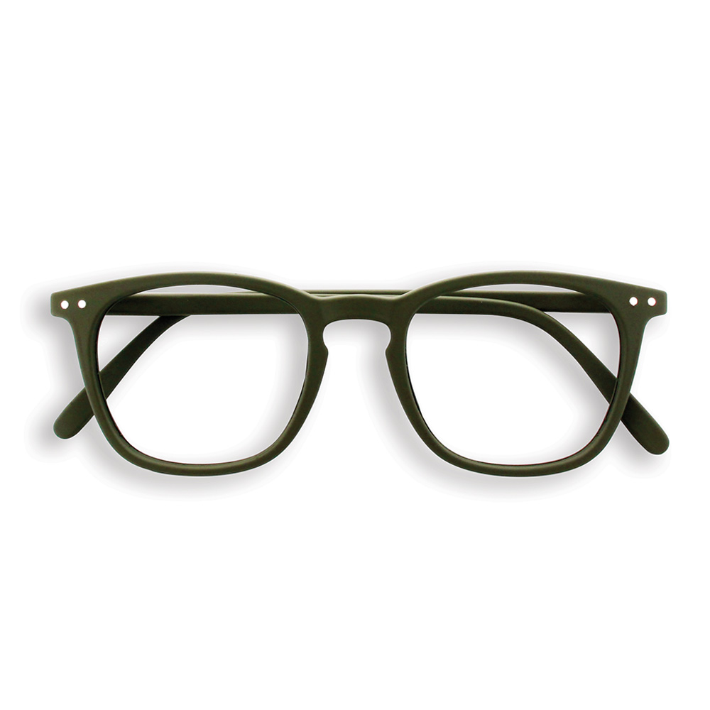 izipizi reading glasse e khaki green 1 1000