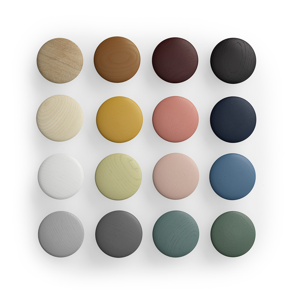 muuto the dots group all colours 1000