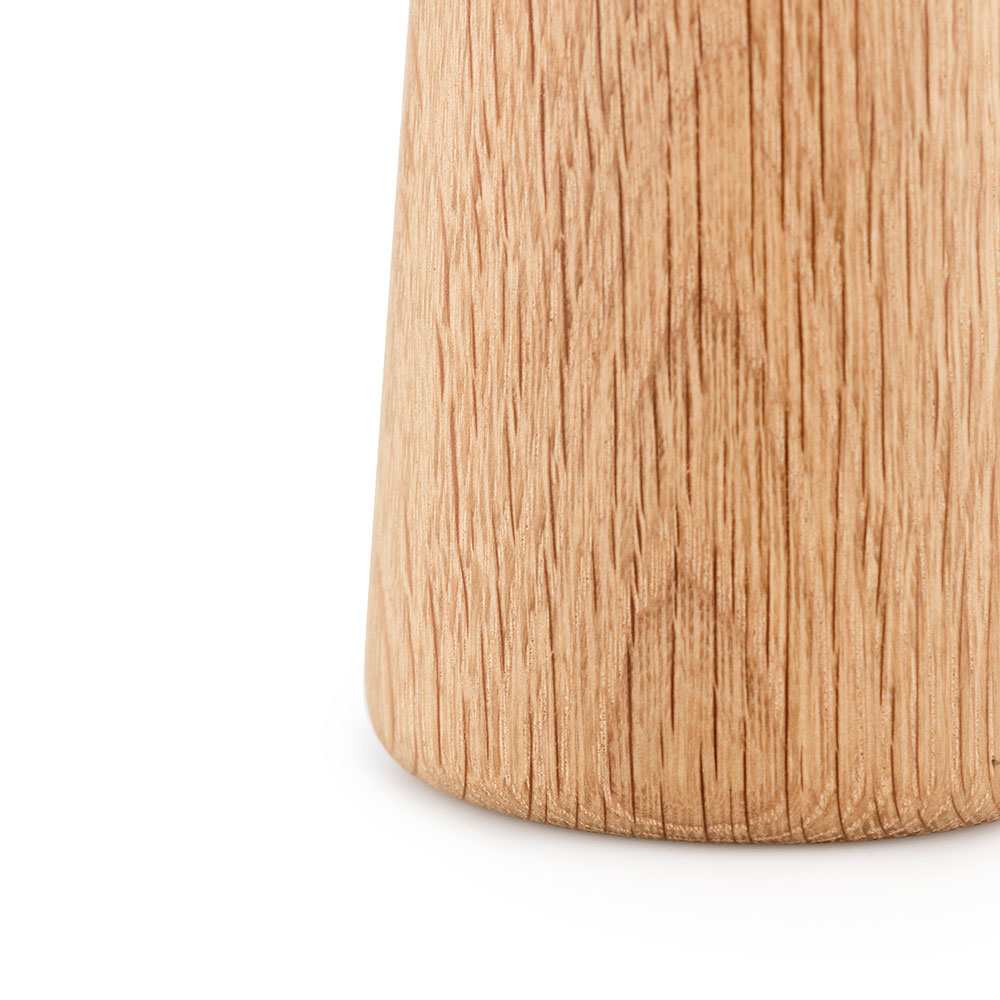 normann copenhagen craft salt pepper mill base 1000