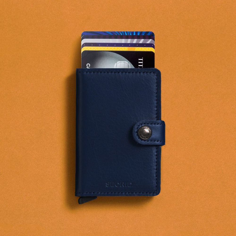 secrid miniwallet original navy lifestyle 1000