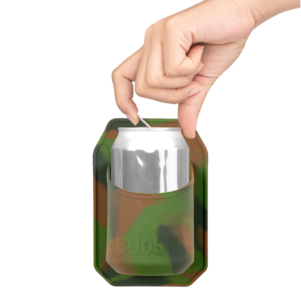 tooletries beer shower holder camo 1000