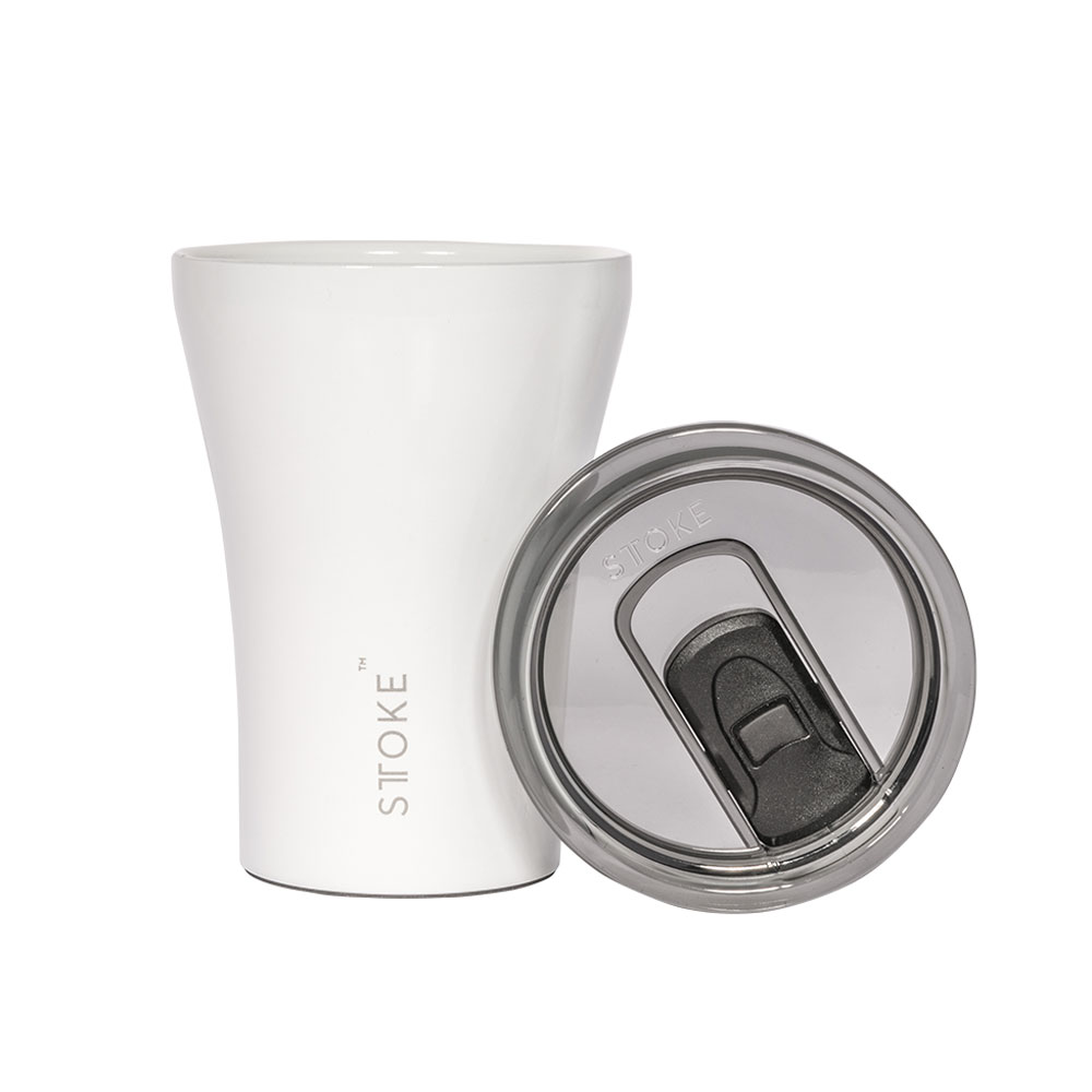 sttoke cup angel white lid 1000
