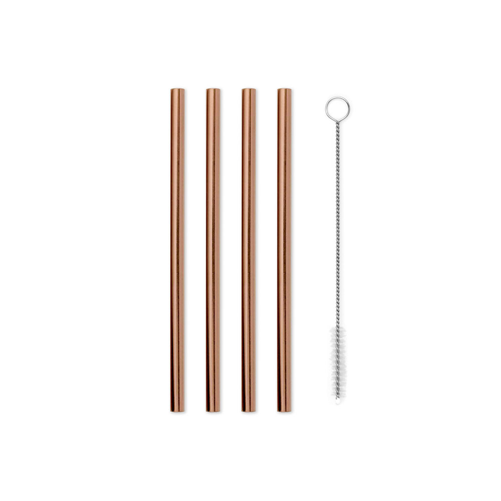 porter straws 5 inch copper main 1000