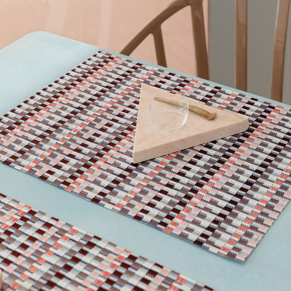 chilewich table placemat heddle dogwood lifestyle 1000