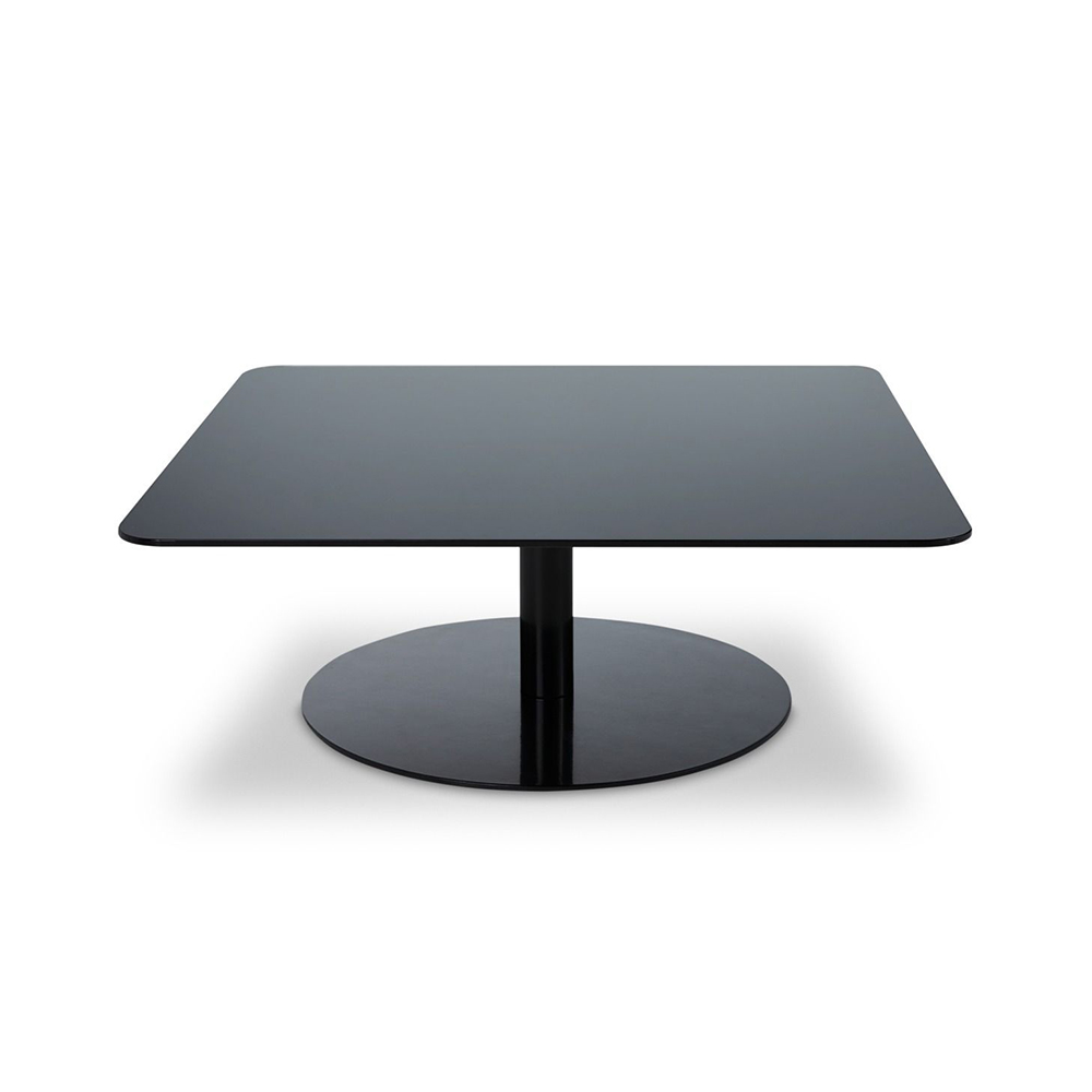tom dixon flash table square black angle 1000