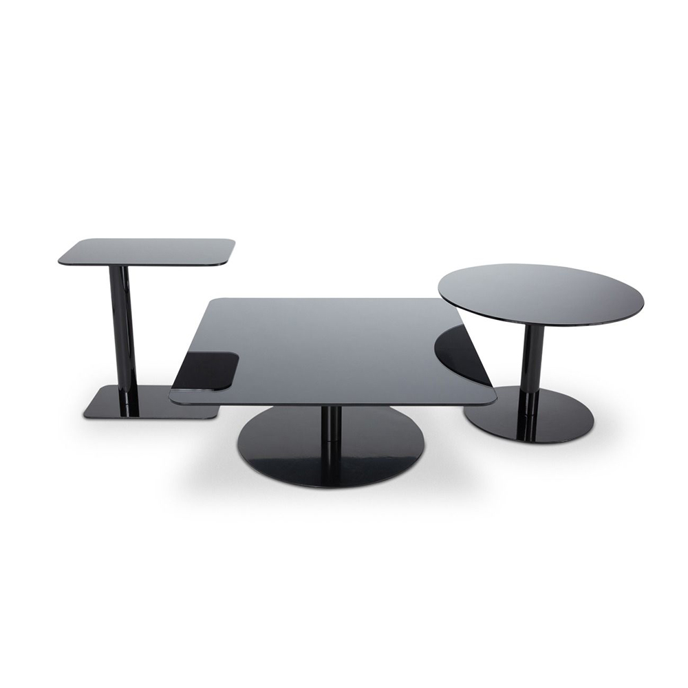 tom dixon flash table black group 1000