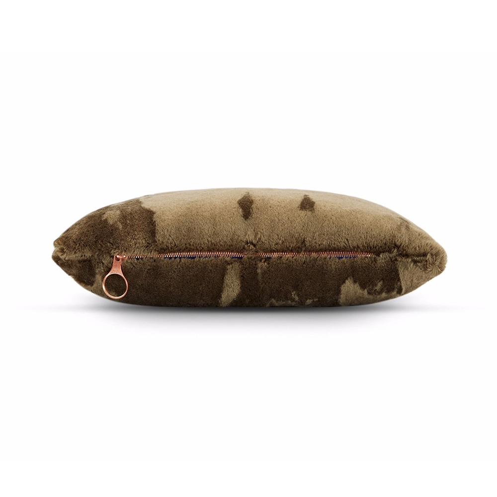 tom dixon soft cushion khaki side zip 1000