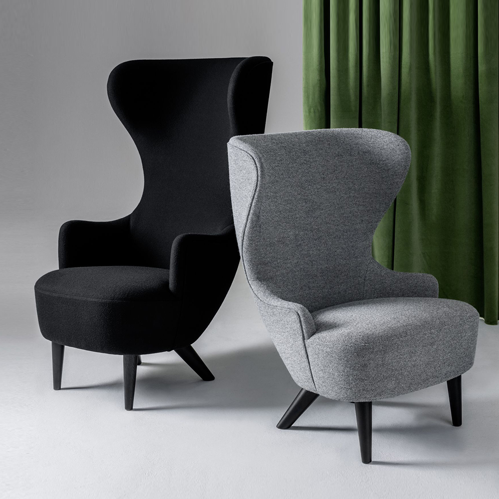 tom dixon micro wingback chair pair 01 1000