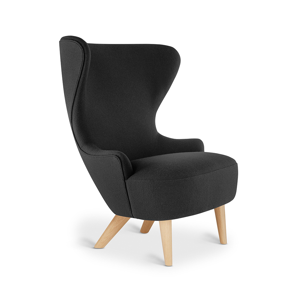tom dixon micro wingback chair hallingdal 65 190 natural leg 1000