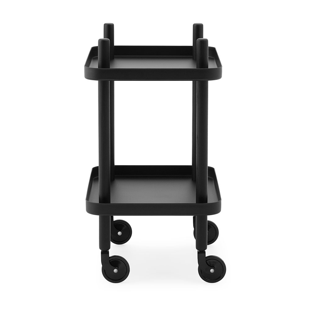 normann copenhagen block table black black side 1000