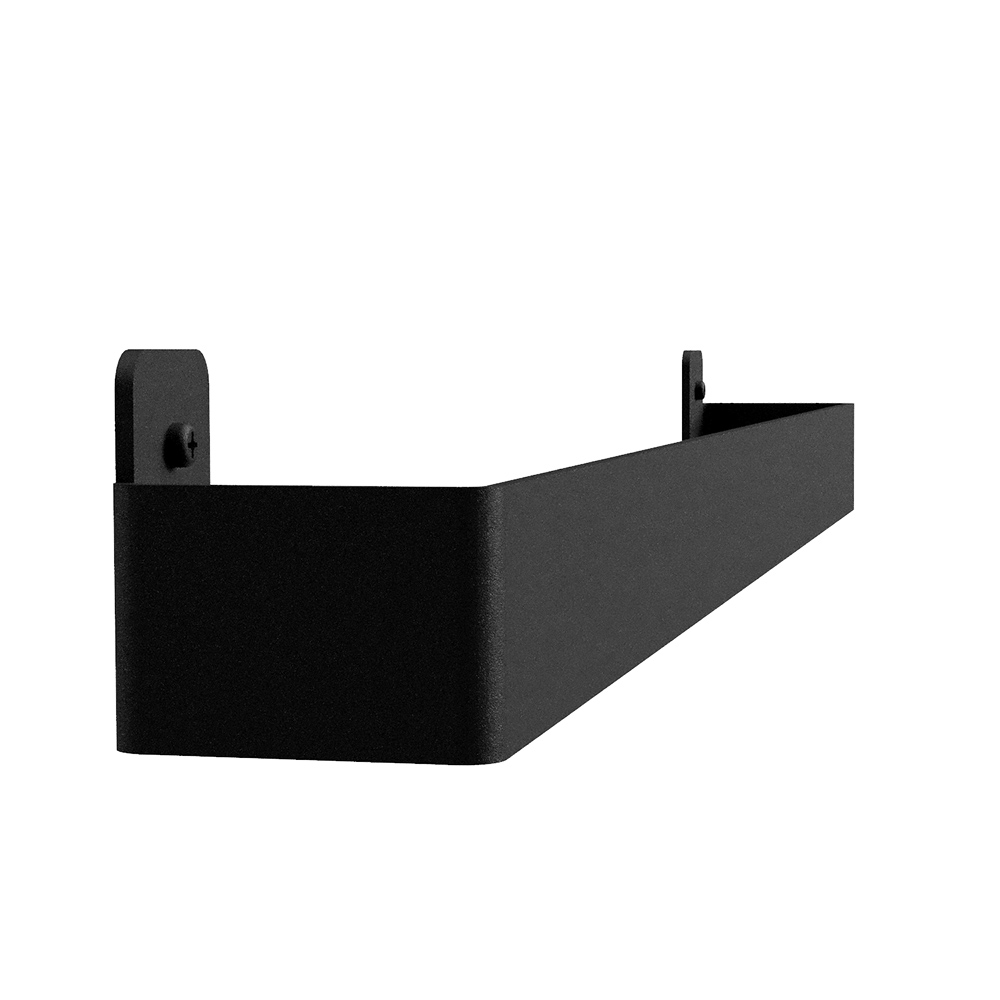 nichba towel hanger black side 1000