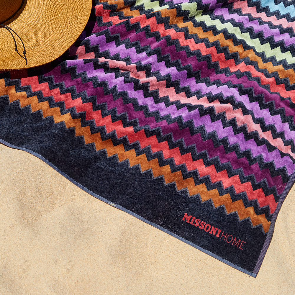 missoni home beach towel warner 159 lifestyle 01 1000jpg