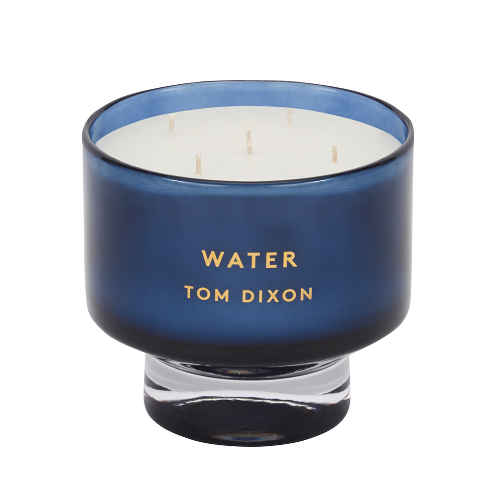 tom dixon elements candle water large no lid 1000