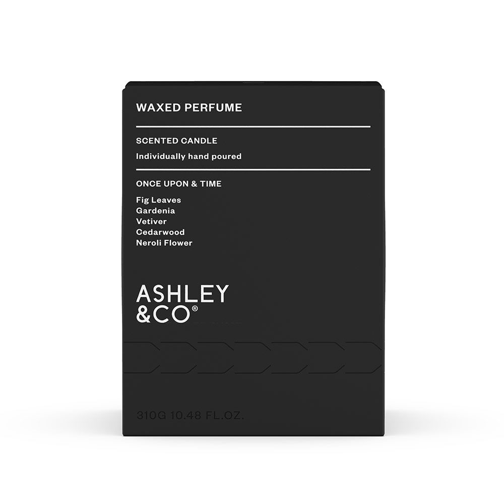 ashley co waxed perfume candle once upon time 1000