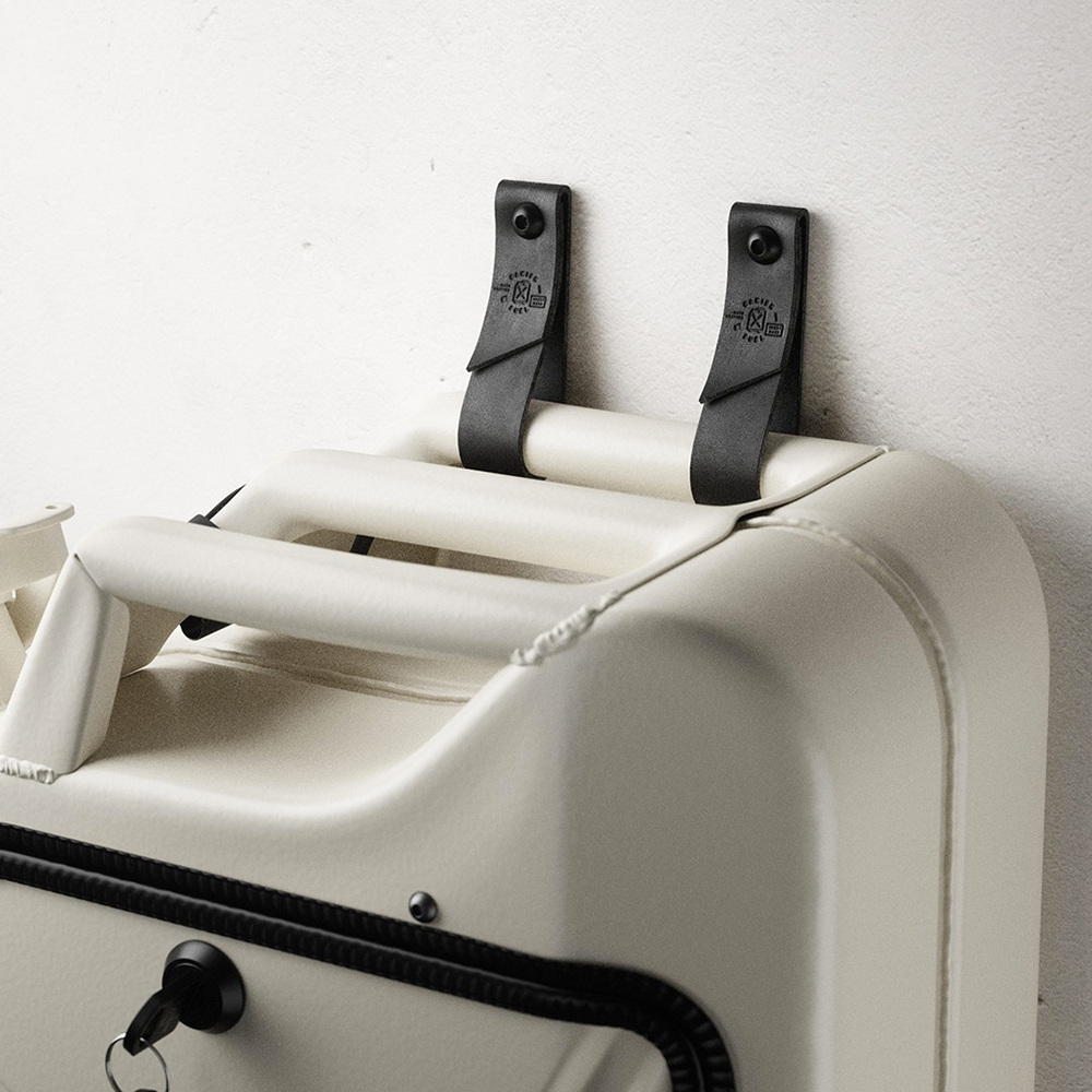 danish fuel first aid cabinet basic leather hanger 1000