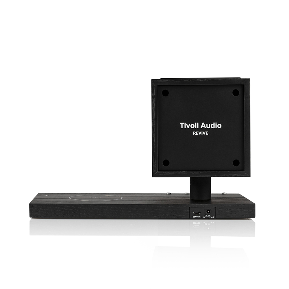 tivoli audio revive black back 1000