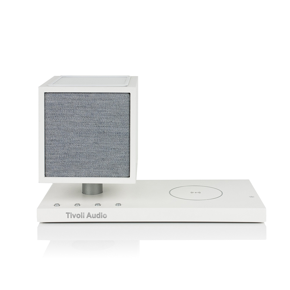 tivoli audio revive white front top 1000