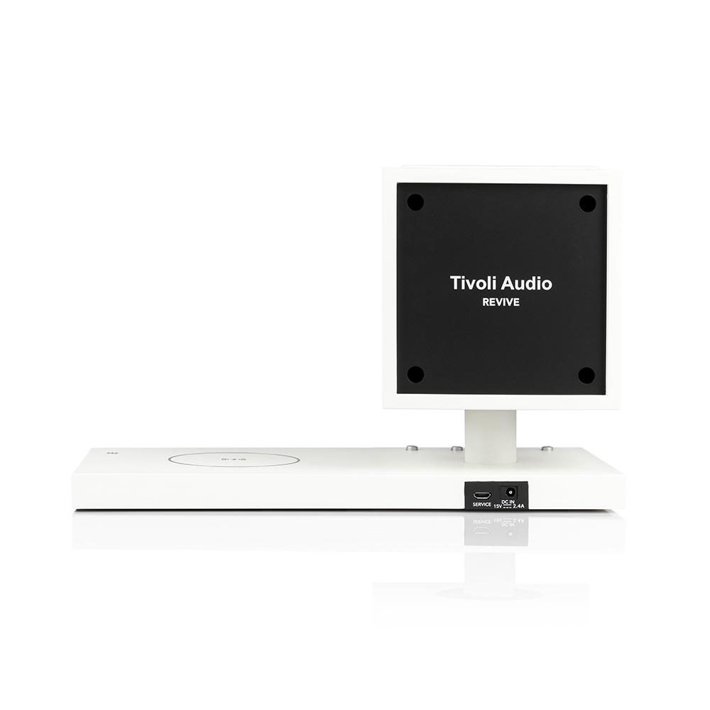 tivoli audio revive white back 1000