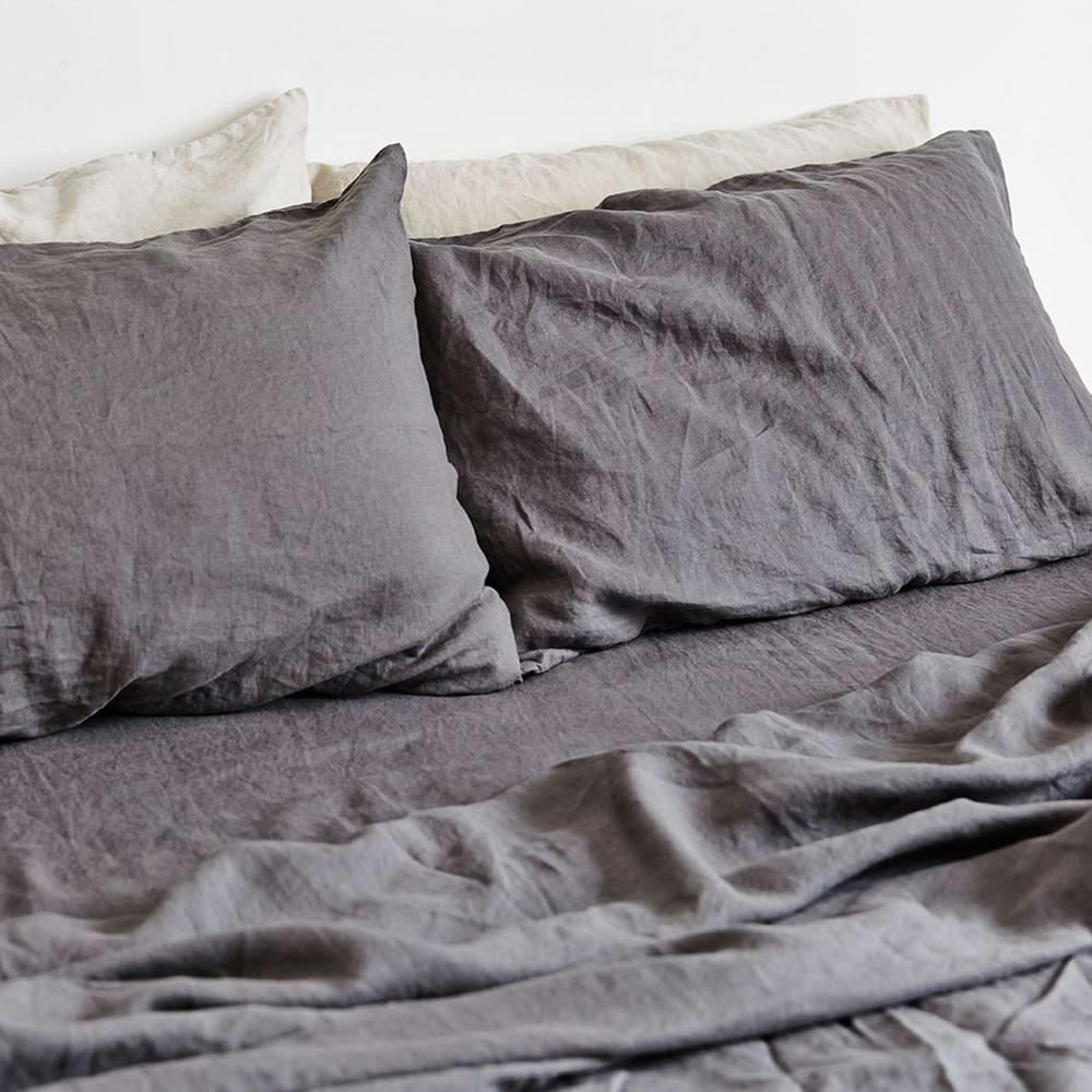 in bed linen charcoal sheet 01 1000