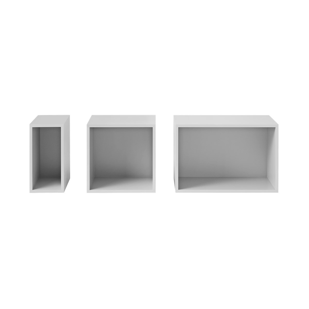 muuto stacked backboard light grey all 1000