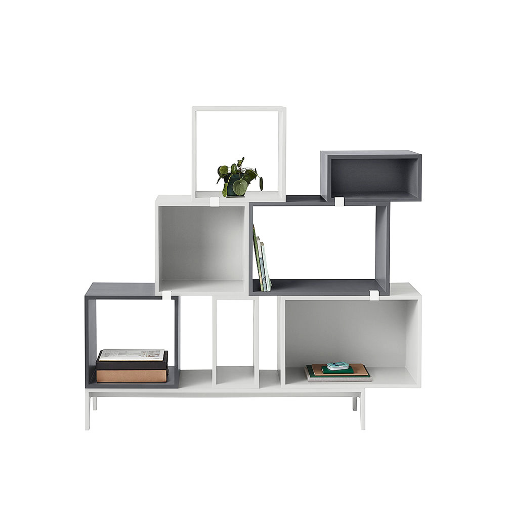 muuto stacked setup grey with props 1000