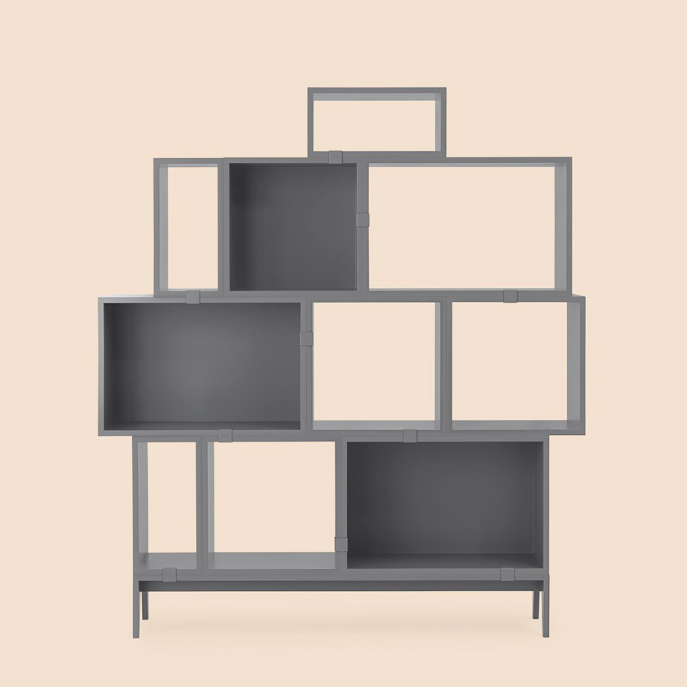 muuto stacked dark grey combi 04 1000