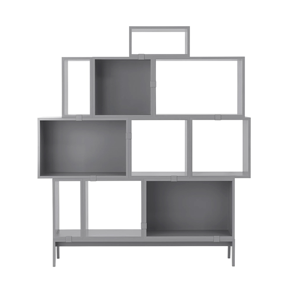 muuto stacked dark grey combi 01 1000