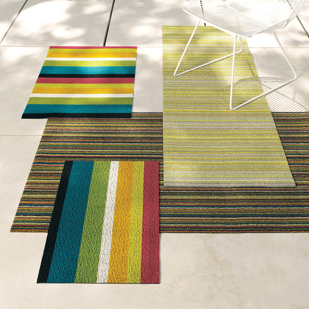 chilewich shag doormat group lifestyle 01 1000