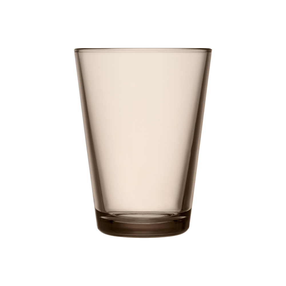 iittala kartio highball glass linen 1000