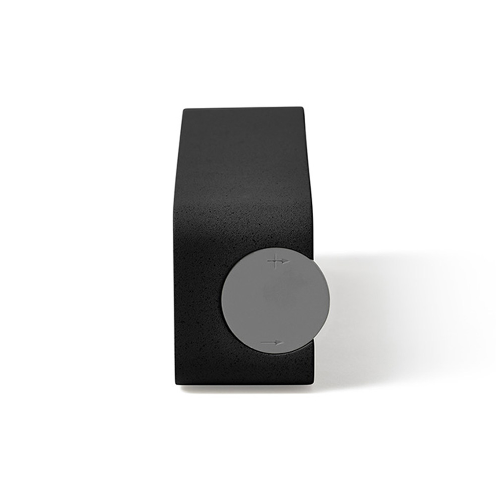lexon oslo sound grey side 1000