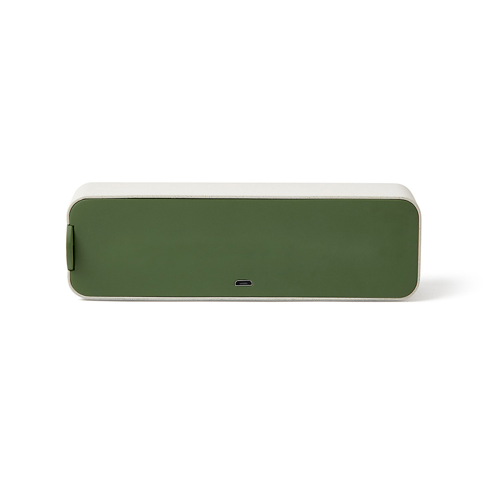 lexon oslo sound green back 1000