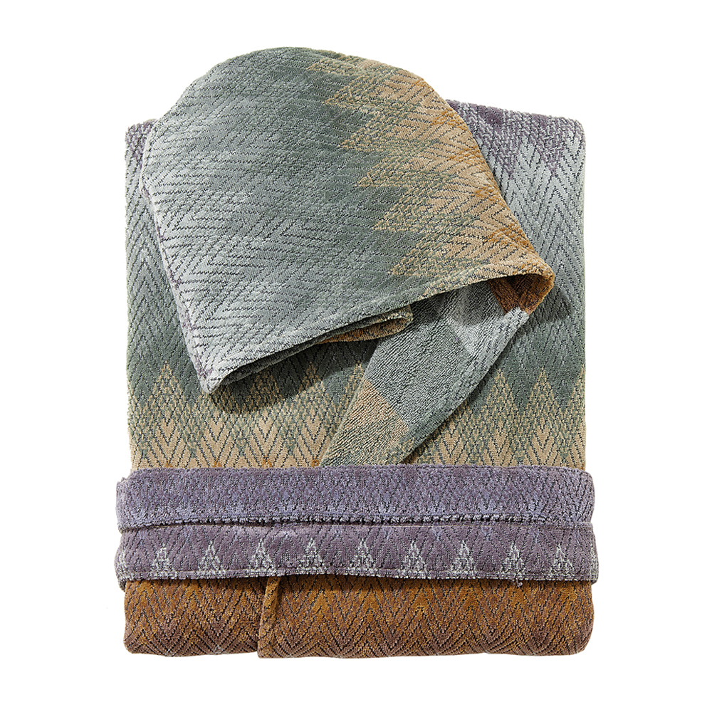 missoni home bathrobe yaco 165 1000