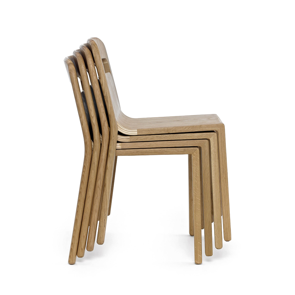go home hollywood chair oak stack 1000