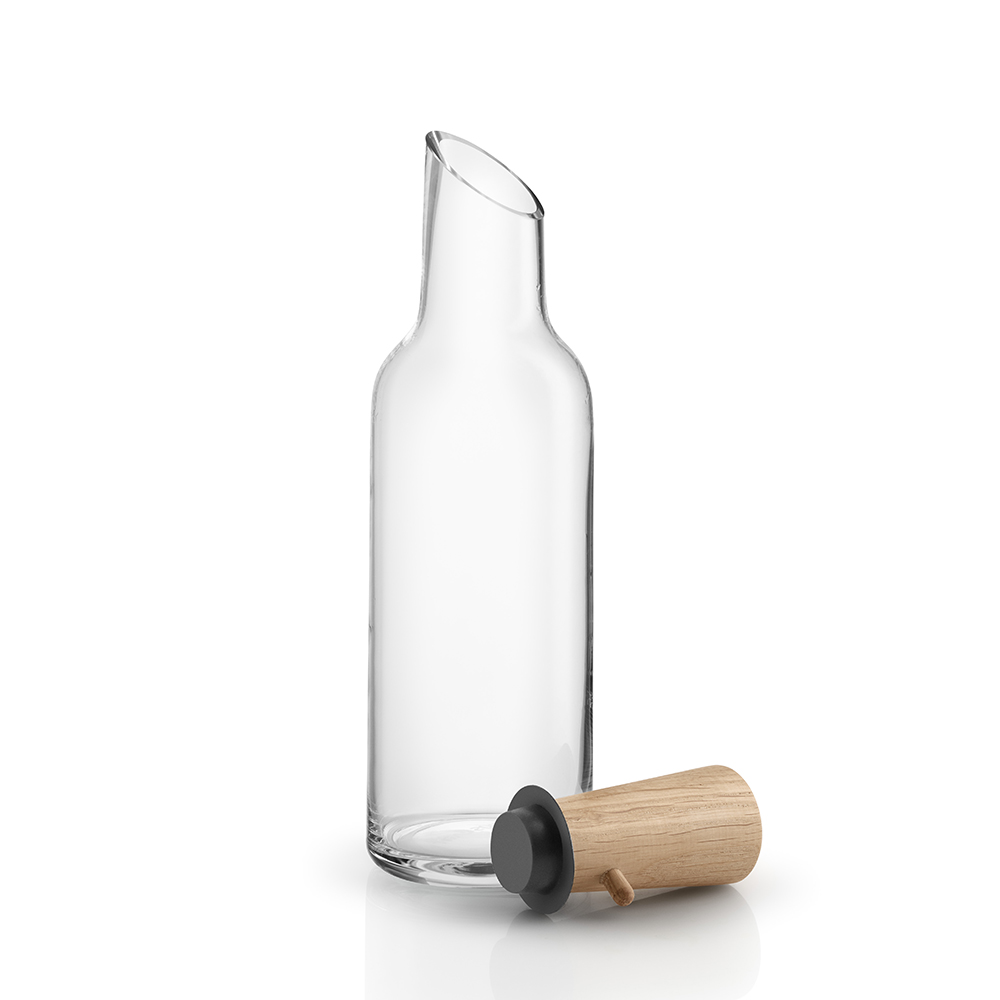 eva solo glass carafe wood stopper 02 1000