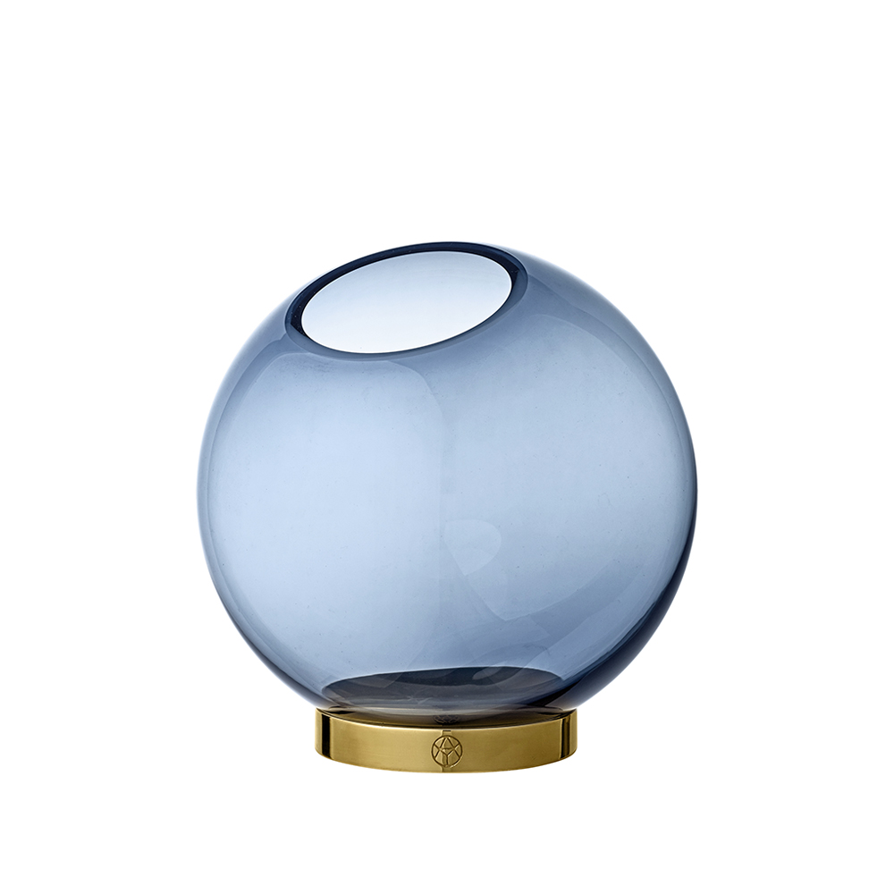 aytm globe vase navy brass medium main 1000