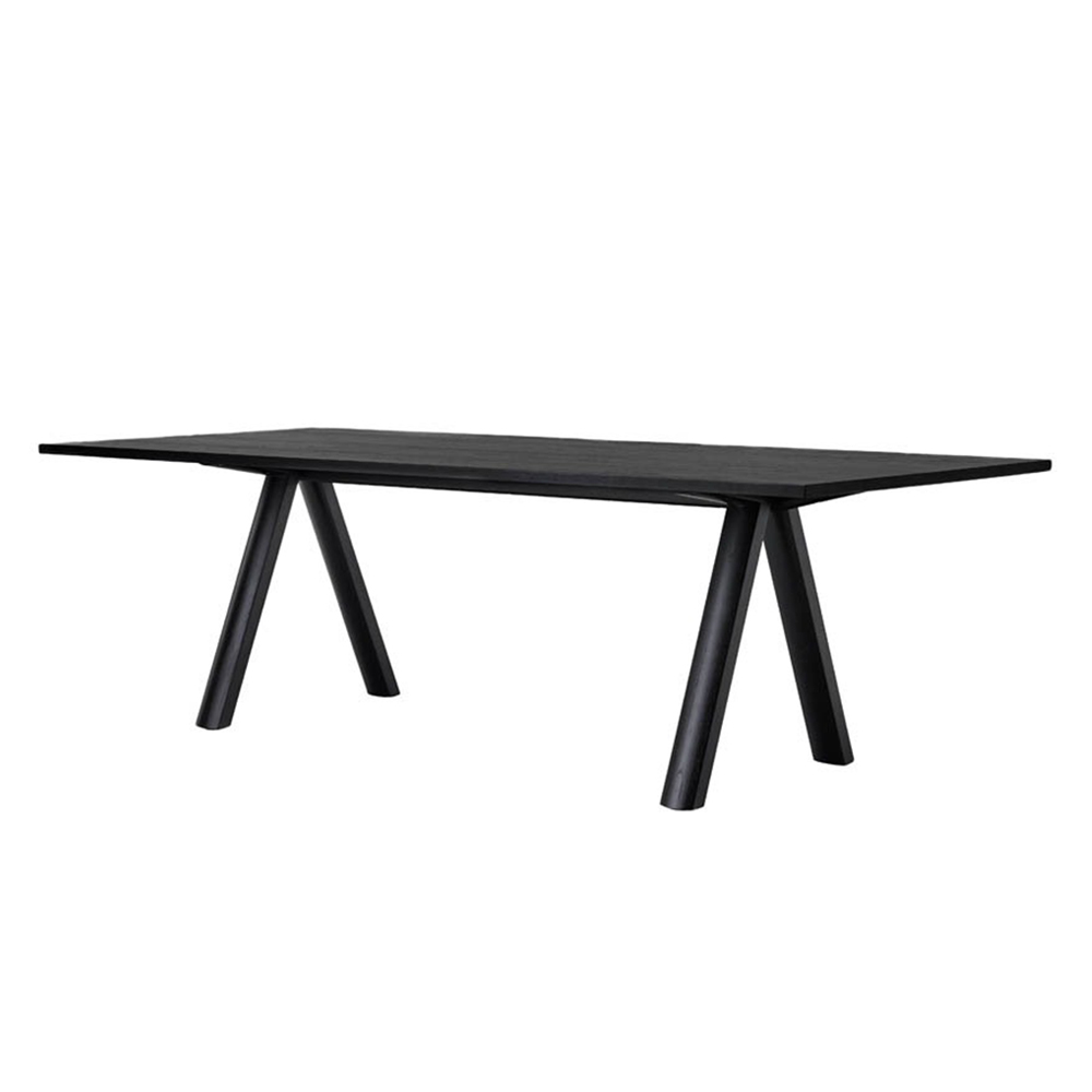 go home plateau table black 240x120cm 1000