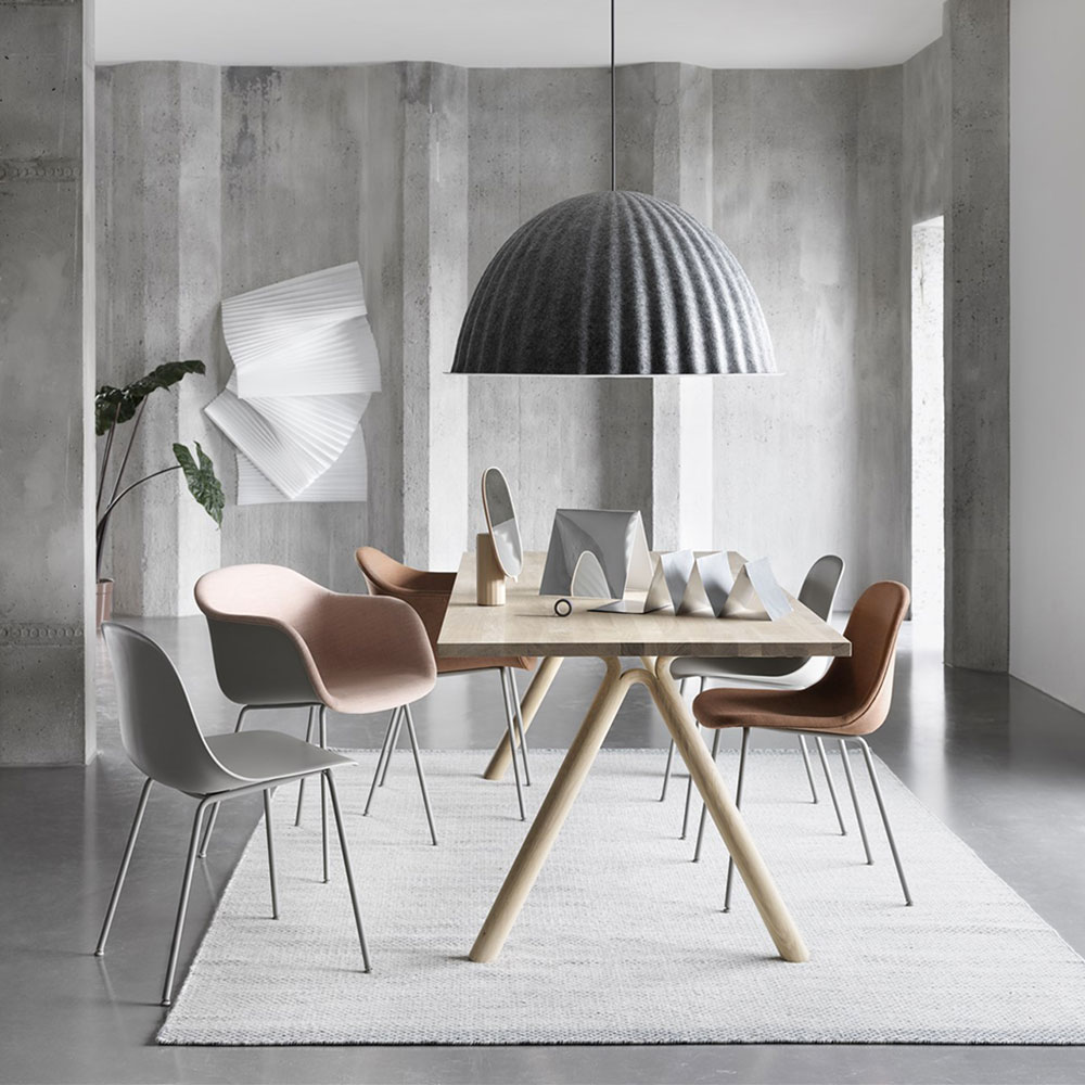 muuto fiber side chair under the bell lifestyle 1000