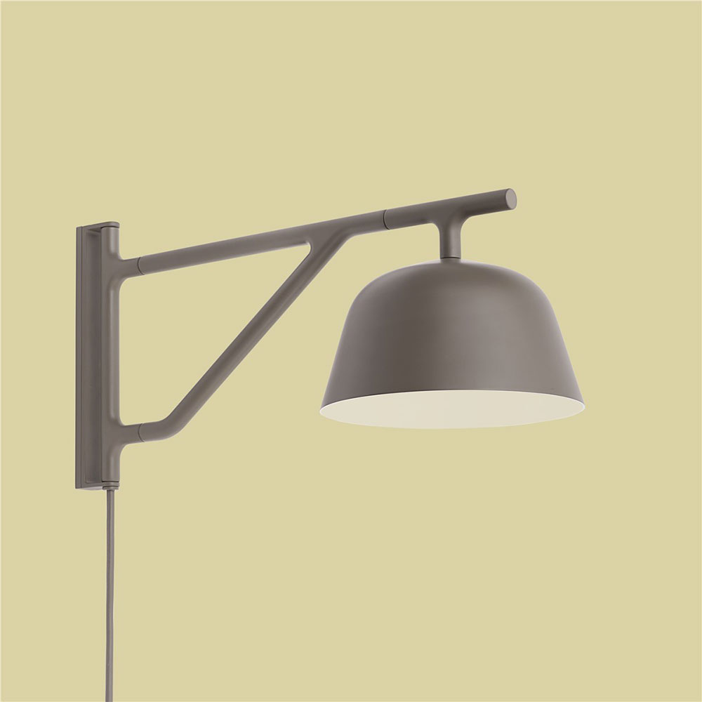 muuto ambit wall lamp taupe angle colour 01 1000