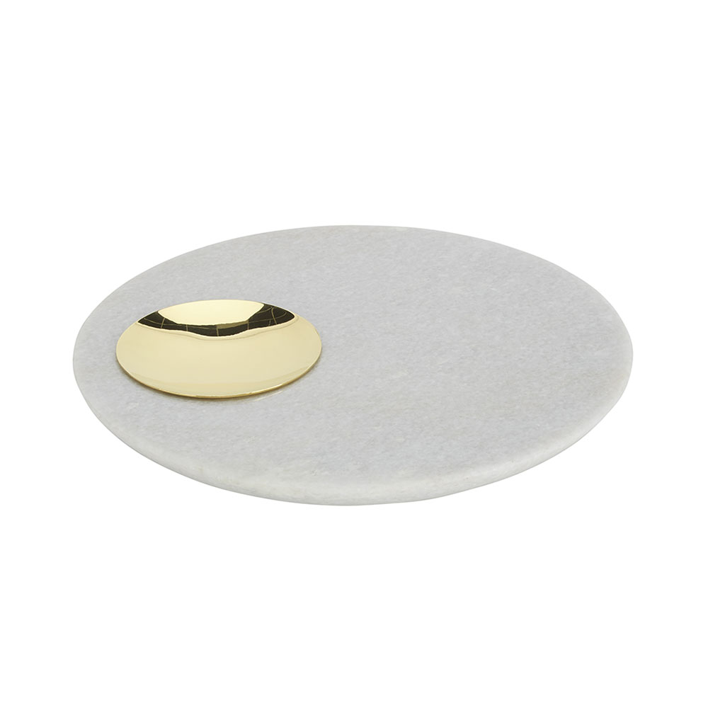 tom dixon stone serving board round angle 1000
