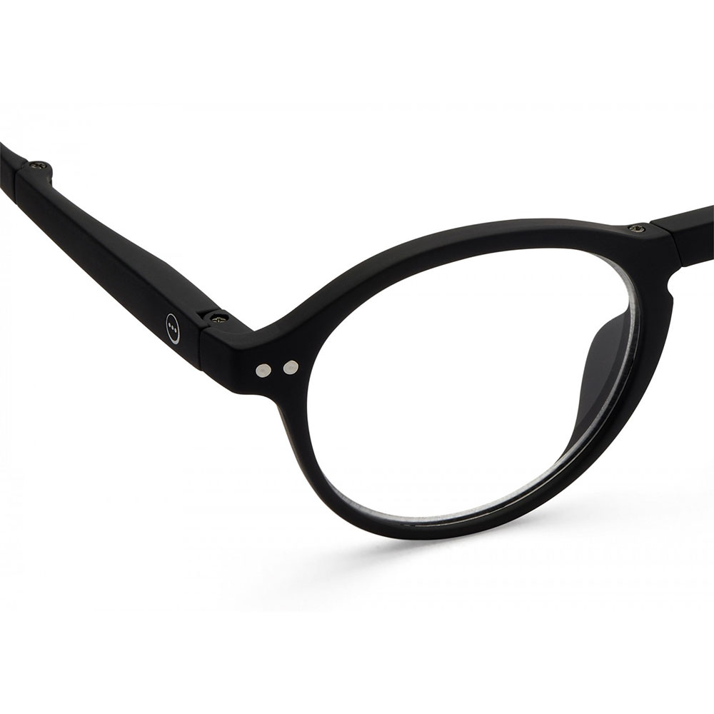 izipizi reading glasses f black corner 1000
