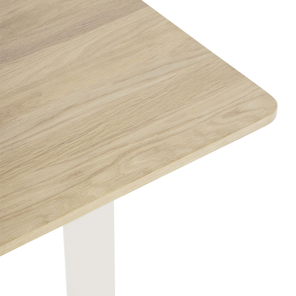 muuto 70 70 table solid oak white detail 02 1000