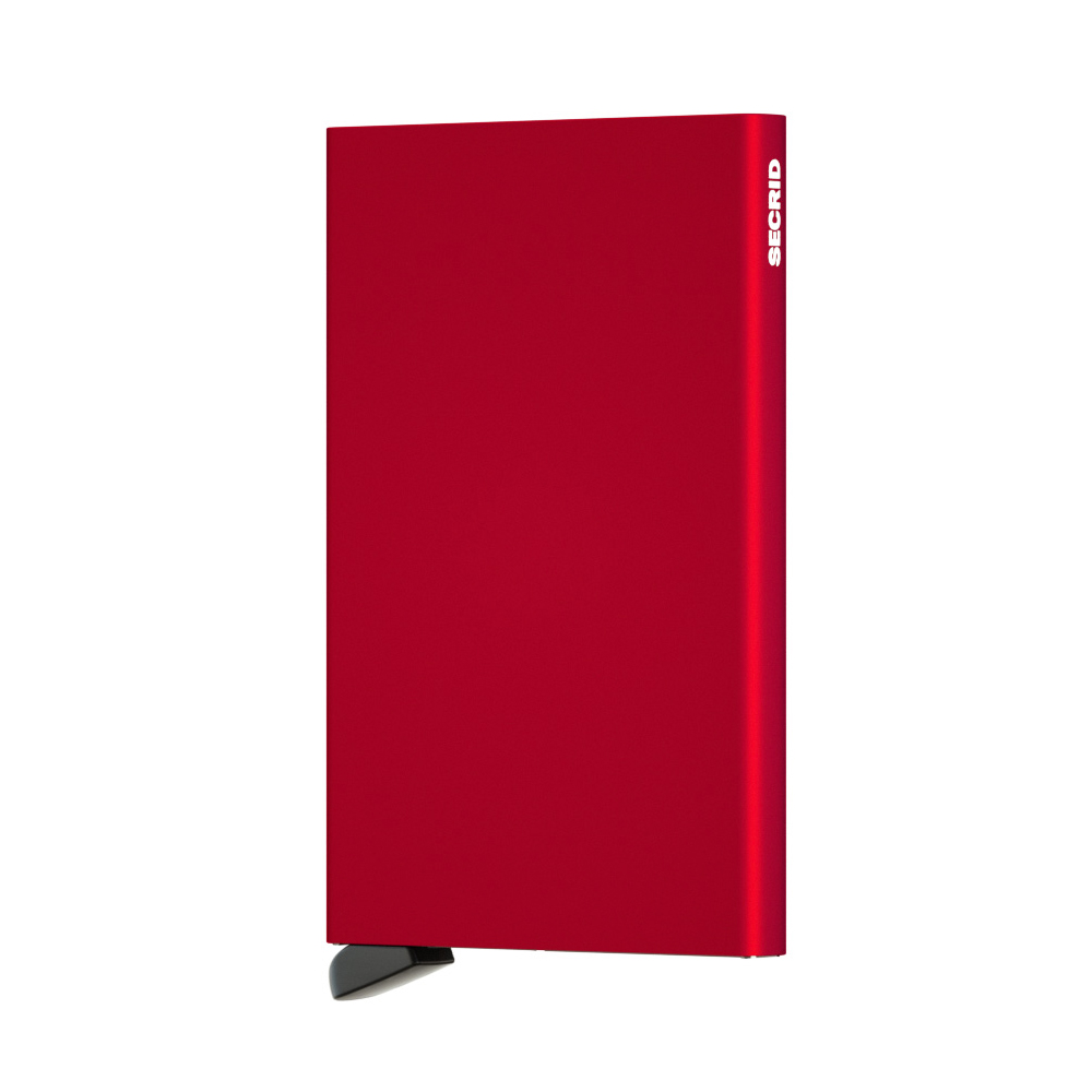 secrid cardprotector red front 1000