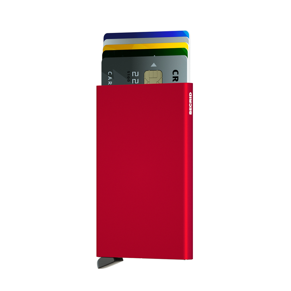 secrid cardprotector red cards 1000