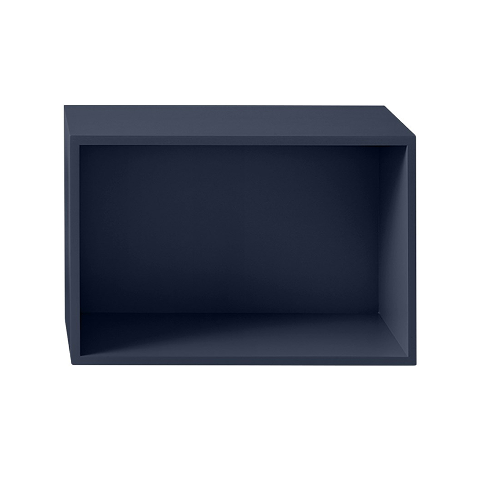 muuto stacked midnight blue large with back 1000