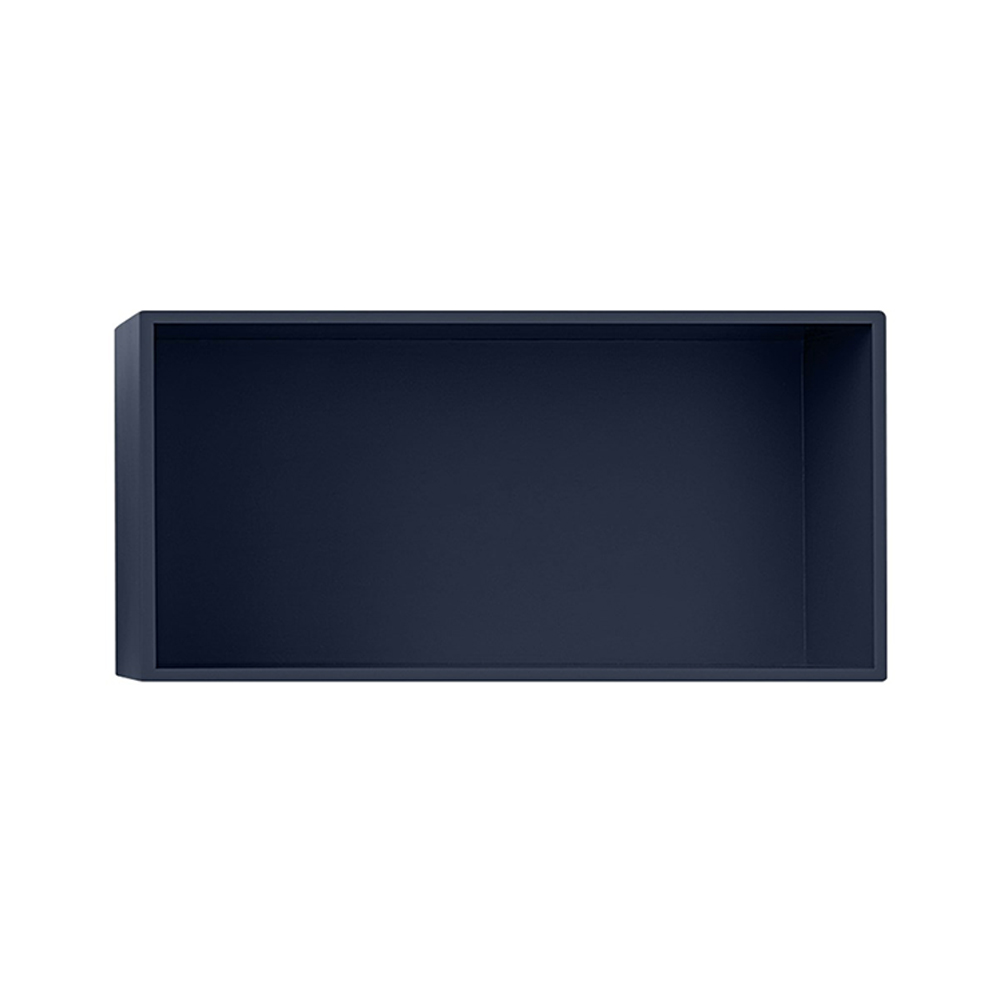 muuto mini stacked midnight blue large 1000