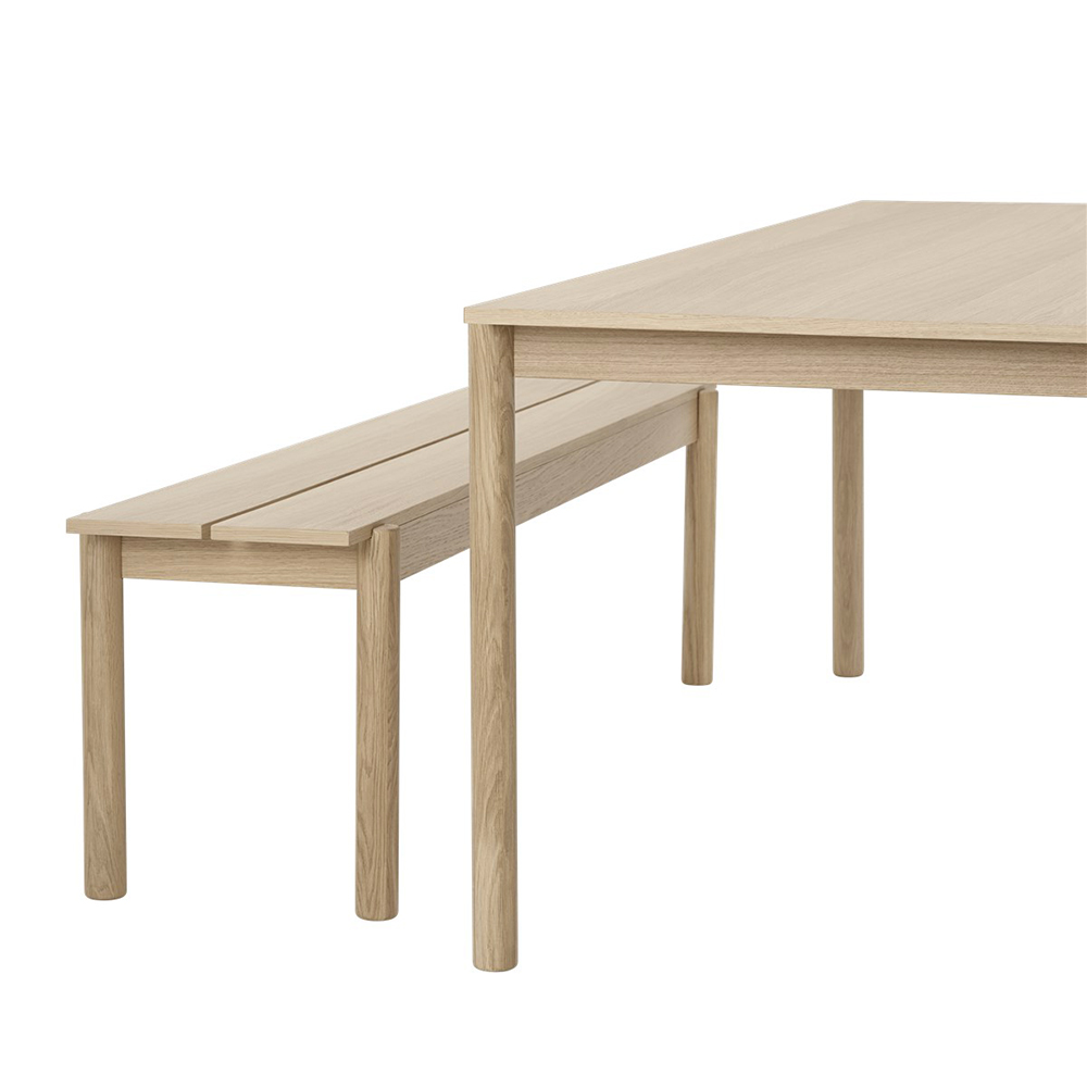 muuto linear wood table 200 bench 170 detail 01 1000